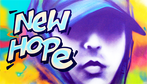 Exhibition by New Hope Street Art Collective